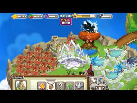 How To Get Moose Dragon In Dragon City By Breeding Youtube