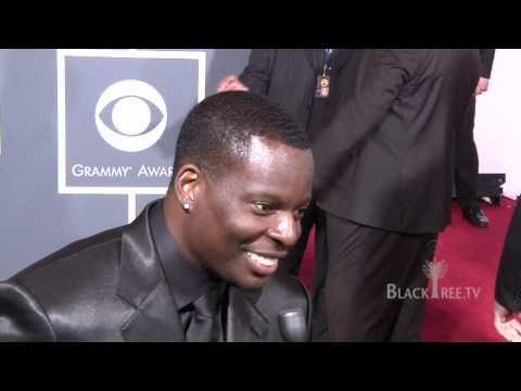 Chuck Harmony At Grammy Awards 2011