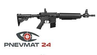 Обзор пневматической винтовки Crosman M4-177(Наша группа в вконтакте: http://vk.com/pnevmat24ru Тут вы сможете найти наши контакты и всю подроб..., 2015-09-22T14:26:56.000Z)