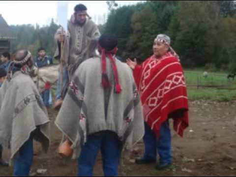 """Festival en la Patagonia 1999. """"Mi abuelo Painén"""" de Cecil Gonzalez"""