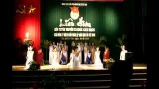Video | Dấu chân phía trước Cao đẳng thủy sản | Dau chan phia truoc Cao dang thuy san