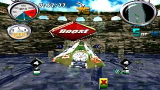 Hydro Thunder (PSX) - All Tracks Speedrun (Tool-Assisted) by Dark Fulgore