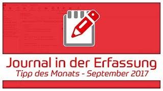 TopKontor Zeiterfassung - Journal in der Erfassung nutzen | blue:solution software GmbH