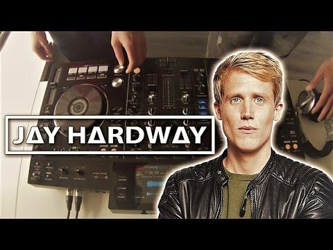 Jay Hardway Mix | Pioneer XDJ-RX | 2017 (Live Mix)