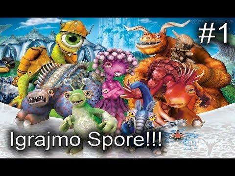 Igrajmo Spore ep. 1 - Nexen Punoglavac