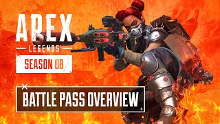 Apex Legends Season 8 - Mayhem Battle PassTrailer