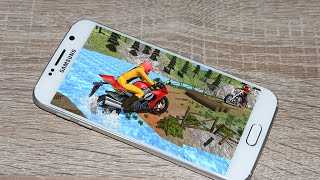 Moto Racer Dirt 3D - Free Android Game
