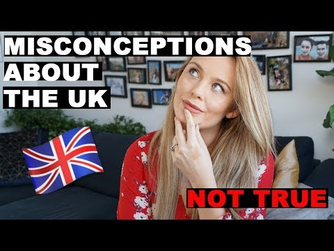 10 Lies About The UK   Misconceptions About The UK   Living In England
