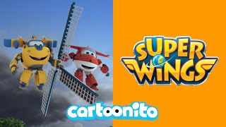 Super Wings | Donnie to the Rescue! | Cartoonito