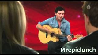 Download Idol 2010 - Olle Hedberg - No Diggity [HQ] MP3 song and Music Video