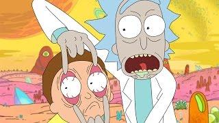 Рик и Морти - Лучший мультсериал со времен Футурамы (Обзор)