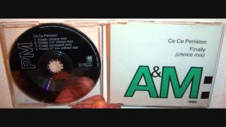 Ce Ce Peniston - Finally (1991 Somedub mix)