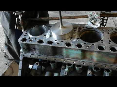 Скания капитальный ремонт двигателя дс 14, часть 6