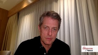 Conversations at Home with Hugh Grant of THE UNDOING