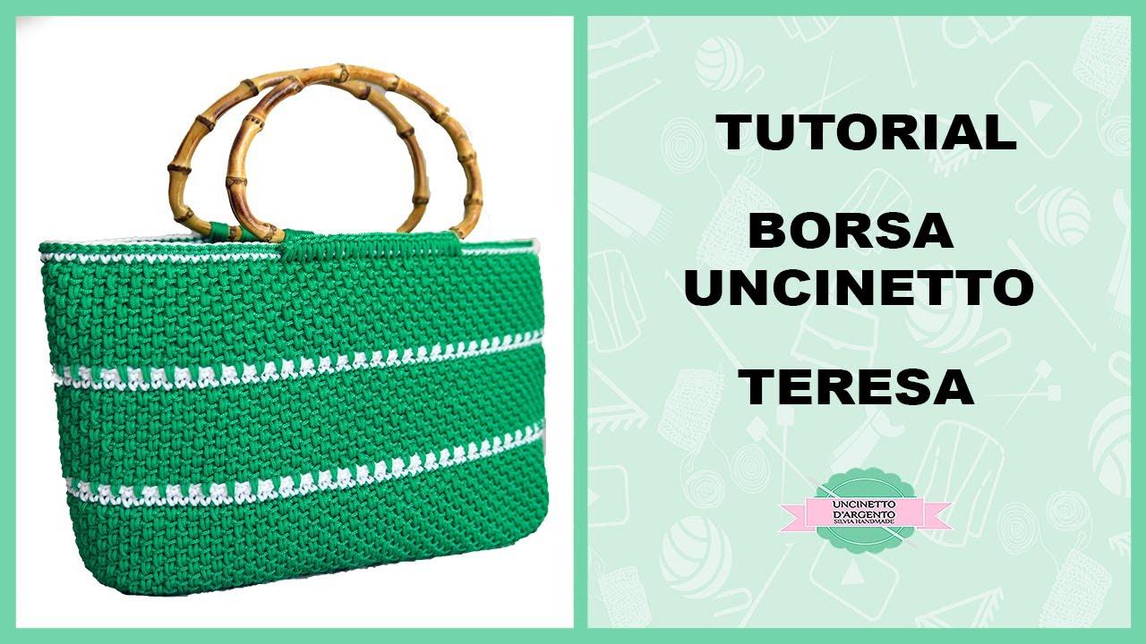 Come Fare Manici Per Borse In Fettuccia Handmade Bag