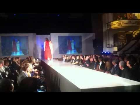 Columbus Fashion Week - Finale Runway Show  [random designer] -- October 18th, 2014