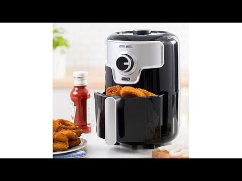 DASH 1.6Quart Rapid Airfryer With TruGlide Nonstick