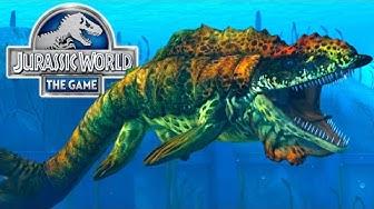 Jurassic World: Das Spiel #43 - Der ULTIMATIVE STUFE 40 PROGNATHODON & HILFE?! | LP JW Deutsch