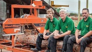 Как строят традиционные каркасные дома в Шотландии(http://www.woodmizer-europe.com - Томсон Тимбер из Шотландской деревни Гленроут строит традиционные каркасные здания,..., 2015-02-27T09:24:56.000Z)