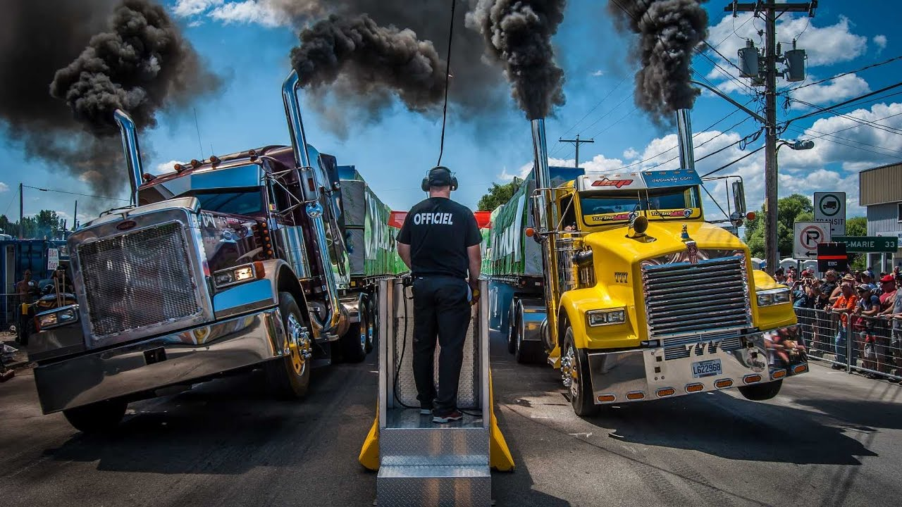 Rodeo Du Camion 2016 Truck Rodeo Youtube