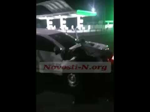 В Николаеве автомобиль