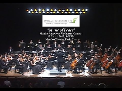 Music of Peace (Part 1 of 2): Manila Symphony Orchestra's Commemorative Concert