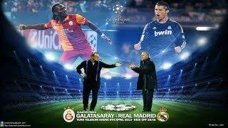 UEFA Champions League Real Madrid vs Galatasaray Pes 2010 [PesLord]