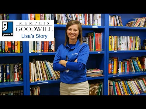 Goodwill Careers: Lisa's Story
