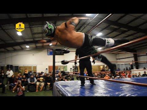 Draztick Boy vs Kenneth Johnson, en Martínez Entertainment