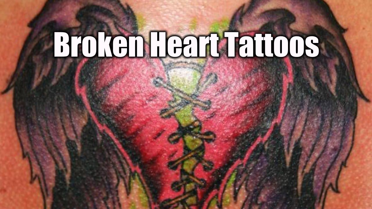 Katalin Berinkey - Broken heart - FINE HEART CUSTOM INK ... |Shattered Heart Tattoos