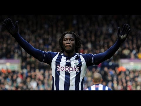 Romelu Lukaku's 17 Goals For West Brom