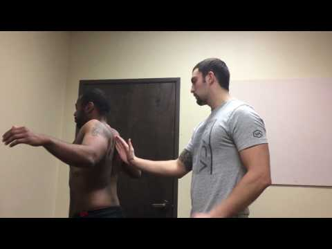 Serratus Anterior Therapeutic Exercises