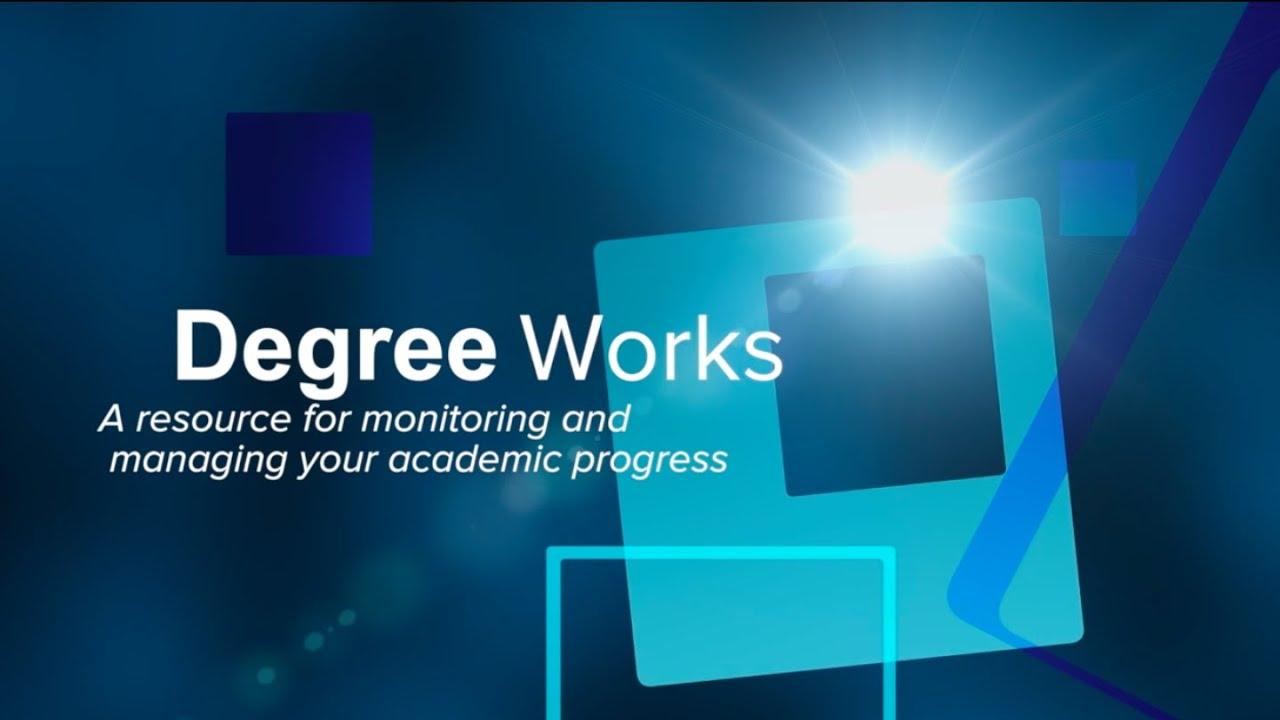 Using Degree Works