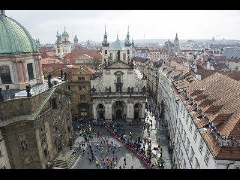 Super Sport TV Reportage Volkswagen Prague Marathon