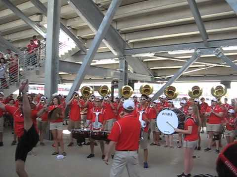 UH Community Day Spirit of Houston Marching Band - Fight Song