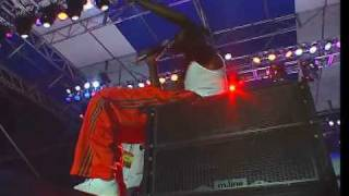 Buju Banton Performance in Downtown Miami