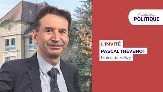Entretien politique avec Pascal Thévenot, Maire (Libres !) de Vélizy-Villacoublay