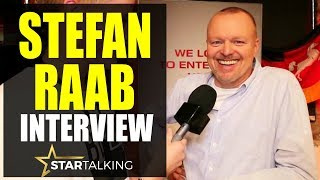 Stefan Raab: Das Geheimnis des Raab-Imperiums? - startalking Interview