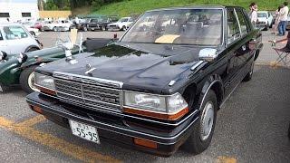 Nissan Gloria Y30 Cedan 日産 グロリア Y30 セダン