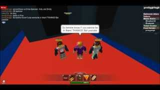 Making PLL episodes on ROBLOX!