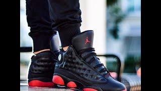On Feet: Air Jordan XIII (13) Retro ''Dirty Bred'', Dec. 13, 2014 Release (1080p)