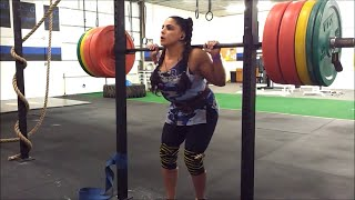 Girls Who Lift Heavy Weight - Female Fitness Motivation
