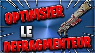 OPTIMISER THE DEFRAGMENTOR - FORTNITE SAUVER THE WORLD