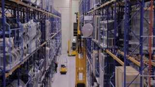 Jungheinrich - Machines. Ideas. Solutions.(Презентация концерна Jungheinrich. 2011 год. Производство складского оборудования -- основная деятельность компан..., 2011-12-19T14:28:37.000Z)