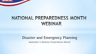 Illinois Dept of Public Health Disaster and Emergency Planning