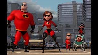 Суперсімейка 2 / The Incredibles 2 (2018) Другий дубльований трейлер HD