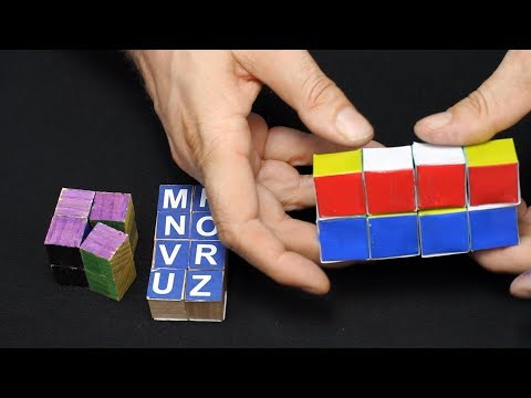 How to Make an Easy INFINITY CUBE!!!