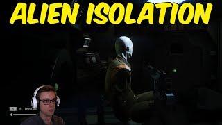 Instant Karma in Alien Isolation