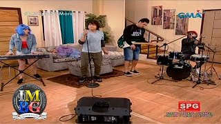 Bubble Gang: The silent band