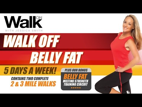 The Best Way To Walk Off Stomach Fat
